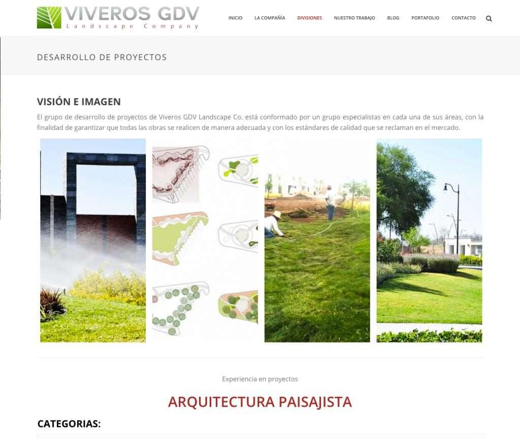 Viveros Gdv Optimizacion Online