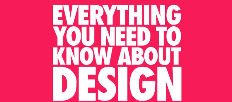 Tendencias en diseño gráfico 2017