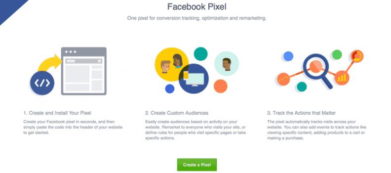 Diseño web: ¿Para qué sirve el Facebook píxel?