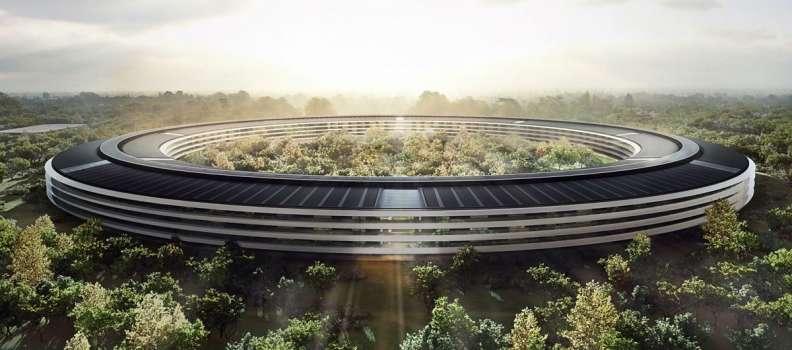 """""""Spaceship"""" el más ambicioso proyecto de Apple."""