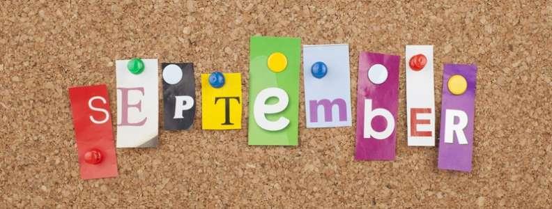 Aprovecha este septiembre!