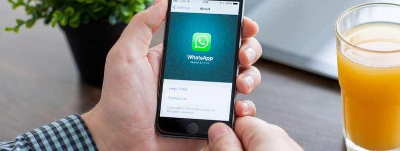 ¿Sabias que 95% de los usuarios de WhatsApp lo utilizan a diario?
