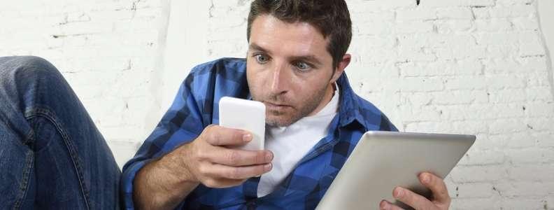 ¿Eres adicto a Internet?