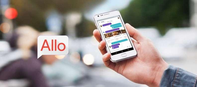 Google Allo, la nueva era de mensajería instantánea