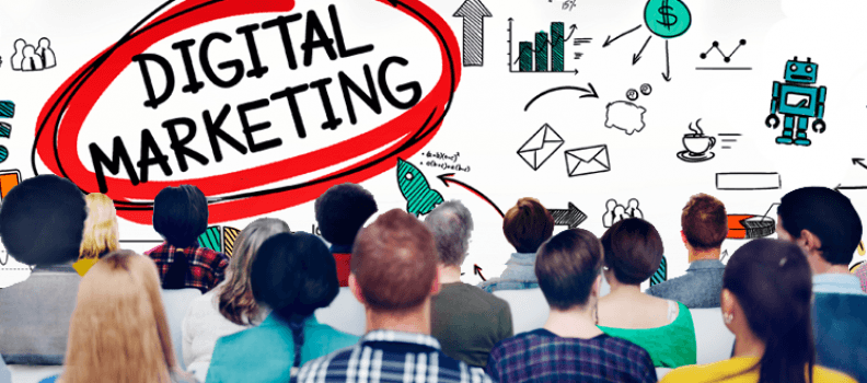 Crecimiento de una empresa a través del Marketing Digital