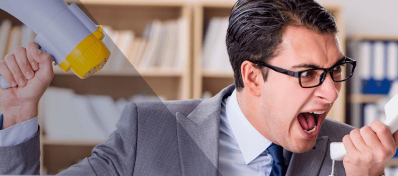 Email Marketing | ¿Cómo lidiar con clientes difíciles o enojados?