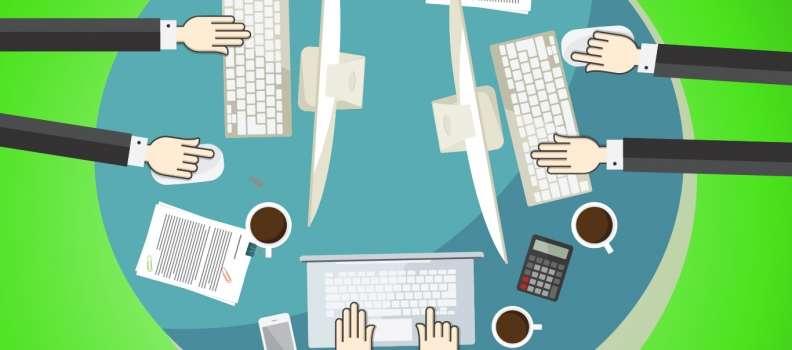 Las ventajas del co-working